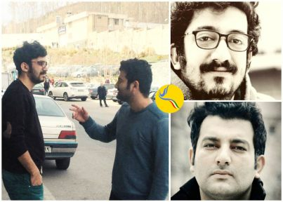 مهدی و حسین رجبیان با پایان مرخصی به زندان اوین بازگشتند