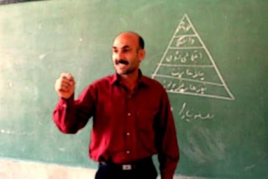 """""""تاوان معلمی""""؛ خاطرات رسول بداقی از دوران حبس"""