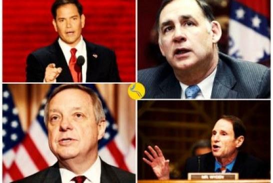 درخواست نمایندگان کنگره آمریکا از دولت ترامپ برای تحریم ایران به دلیل «نقض حقوق بشر»