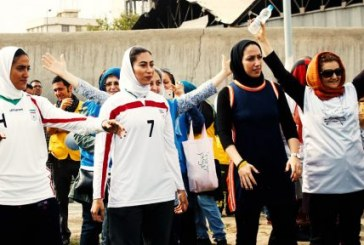 محروم کردن زنان از رقابت در ماراتن بینالمللی تهران به بهانه غیرقابلکنترل بودن پوشش زنان غیر ایرانی