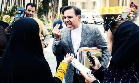 درگیری وزیر راه با یک خبرنگار؛«خبرنگار باید یک جُو عقل داشته باشد!»