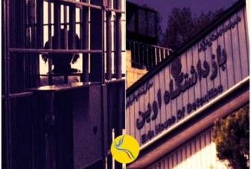 نوشین دخت میرعبدالباقی، زندانی سیاسی ۶۴ ساله، با حکم ۳۴ سال حبس در اوین نگهداری میشود
