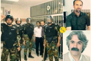 اعلام اعتصاب غذای سه تن از زندانیان سیاسی رجایی شهر در سالگرد حمله گارد زندان اوین به بند ۳۵۰