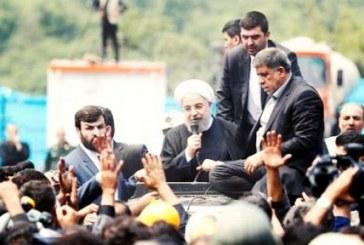کارگر معترض معدن زمستان یورت خطاب به حسن روحانی: «شما تا الان کجا بودید آقای رییسجمهور؟!»