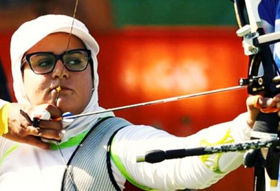 ممنوعالخروجی زهرا نعمتی پرچمدار المپیک ریو از سوی همسرش