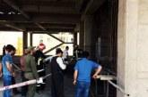 مرگ کارگر ساختمانی در اثر سقوط از ارتفاع در سمنان