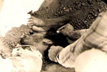 کشف گور جمعی اعدامیان دهه شصت در اهواز
