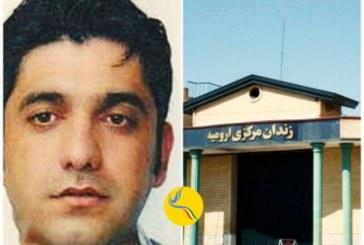 زندان ارومیه؛ انتقال یک زندانی سیاسی به سلول انفرادی