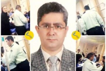 وکیل مضروب با تودیع وثیقه ۲۰۰ میلیون تومانی آزاد شد