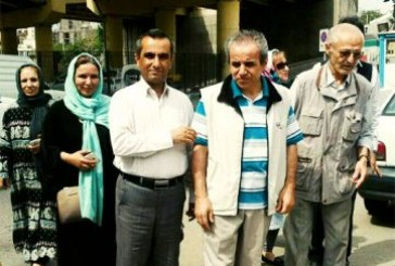 آزادی محمد صدیق کبودوند پس از ده سال حبس با قید کفالت