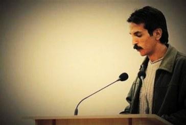 صدور حکم حبس و شلاق برای شاعر منتقد