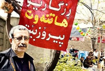 ضرب و شتم محمود صالحی در سقز از سوی نیروهای امنیتی