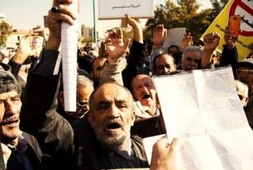 در تجمع کارگران مقابل مجلس شورای اسلامی دستکم یک نفر بازداشت شده است