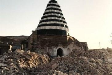 بنای دوره سلجوقی در کهگیلویه و بویراحمد به دست هیئت امناء یک امام زاده تخریب شد