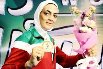 شهربانو منصوریان قهرمان ووشوی جهان به دادسرا احضار شد