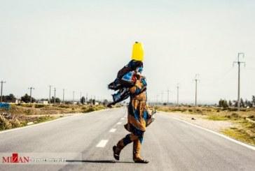 استاندار خوزستان: «مردم برخی مناطق خوزستان آب برای استحمام هم ندارند»