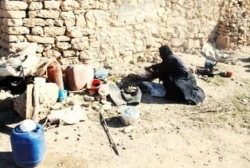 بحران بیآبی و ترکیدگی لولههای آب در گنبد دلگان/ بیتوجهی مدیران به بحران آب