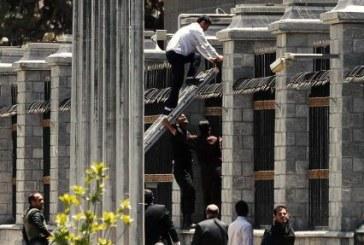 محرومیت تعدادی از خبرنگاران از ورود به مجلس پس از وقوع حادثه «تروریستی»