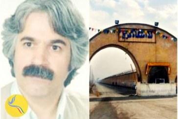 مهدی فراحی شاندیز به ندامتگاه مرکزی کرج منتقل شد