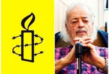 عفو بین الملل: «ممنوعیت خروج فعال بیمار و سالخورده حقوق بشر، محمد ملکی، از کشور باید رفع شود»