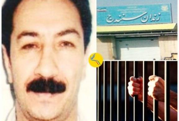 اعتصاب غذای مصطفی سلیمی در زندان سنندج