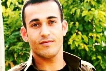 رامین حسینپناهی بر اثر شکنجه در بازداشتگاه اطلاعات سپاه به کما رفته است