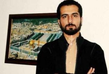 نگهداری رضا گلپور٬ نویسنده کتاب شنود اشباح٬ در بند چهار زندان اوین