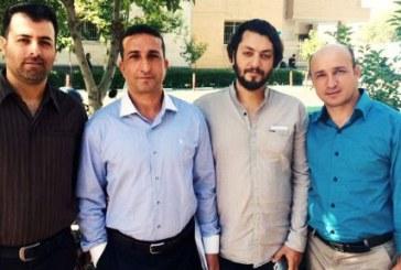 صدور حکم ۴۰ سال حبس برای چهار شهروند مسیحی