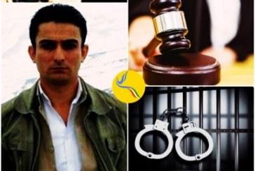 ناصر شابویی دودکانی؛ تأیید حکم یازده سال حبس در دادگاه تجدید نظر