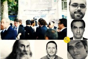 بازدید نمایندگان بینالمللی از زندان اوین و جلوگیری از دیدار زندانیان سیاسی و امنیتی با آنها
