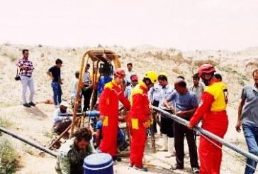 سقوط کارگر مقنی درعمق ۷۵ متری چاه در پیشوا
