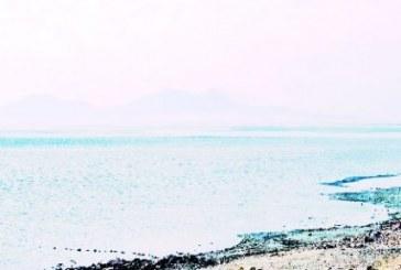 افزایش چهار برابری اشعه ماورای بنفش در دریاچه ارومیه