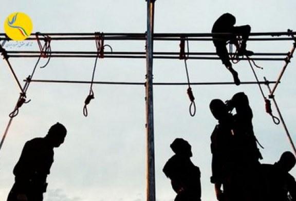 موج گسترده اعدامها با پایان یافتن ماه رمضان؛ اجرای حکم دستکم ۵۷ تن طی پانزده روز