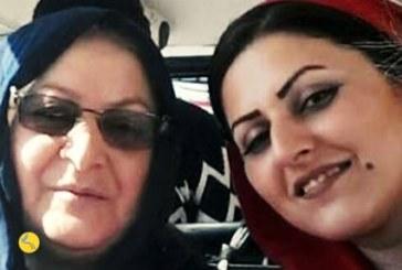 مادر گلرخ ایرایی از سوی ضابطین سپاه تهدید به «بازداشت» شد
