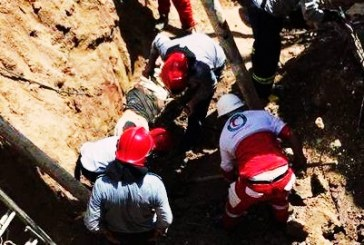 مرگ دو کارگر در اهواز به دلیل گودبرداری غیراصولی