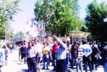 ۳۳۰ نفر از کارگران کارخانه برفاب اخراج شدند