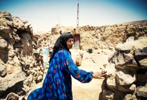 بیست سال خشکسالی پی در پی در خراسان جنوبی/ گزارش تصویری