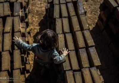 کودک کار, آجرپزی