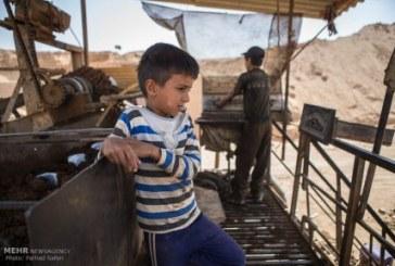 شناسایی ۴۴۰ کودک کار در استان کرمانشاه