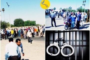 بازداشت پانزده کارگر نیشکر هفتتپه؛ تداوم اعتراض صنفی کارگران