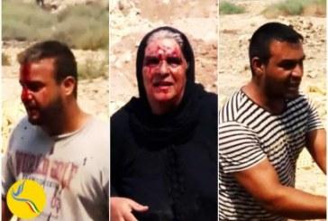 بازداشت اعضای یک خانواده اهوازی پس از ضرب و شتم و تخریب منزل آنها