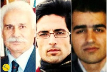 صدور حکم جمعاً ۲۸ سال حبس تعزیری برای سه زندانی سیاسی