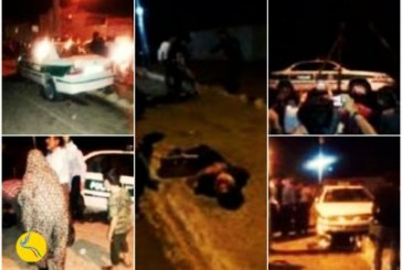 بازداشت چهار نفر به اتهام «نشر اکاذیب» در حادثه برخورد خودروی پلیس با عابران نوجوان