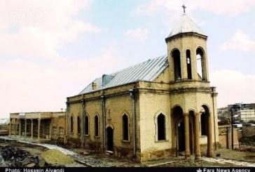 درب ورودی گورستان تاریخی مسیحیان کرمانشاه مسدود شد