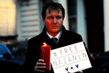 ریچارد راتکلیف: «اگر ایران همسرم را آزاد نکند، در دادگاههای بریتانیا شکایت خواهیم کرد»