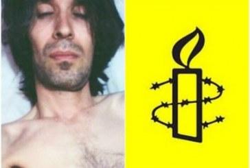 عفو بینالملل بار دیگر در خصوص وضعیت وخیم آرش صادقی هشدار داد