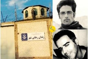 دو عضو خانواده زندانیان در اعتصاب غذا: «جان فرزندانمان در خطر است و مسئولان قضایی پاسخگو نیستند»