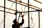 گزارش: هشت اعدام در هفت روز