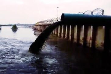 هشدار در خصوص ورود فاضلاب به رودخانه کارون و مزارع «کوت عبدالله»