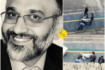 مهدی خزعلی در پی وخامت حال از اوین به بیمارستان بقیهالله منتقل شد